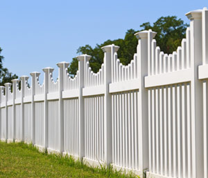 PVC Fence in Florida